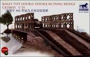 Bailey Type Double-Double M1 Panel Bridge 1:35