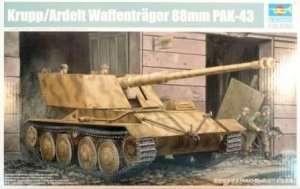 Model Krupp/Ardelt Waffentrager 88mm PAK-43