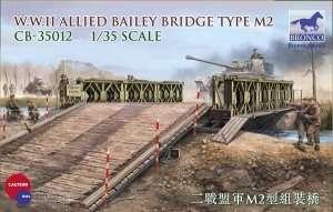 WWII Allied Bailey Bridge Type M2 1:35
