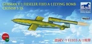 German V-1 Fi103 A-1 Flying Bomb 1:35