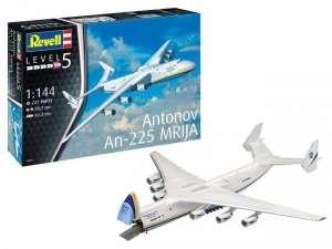 Antonov An-225 Mrija model Revell 04958 in 1-144