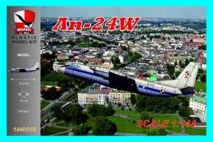 Samolot An-24W Polish Air Force - Big Model 1440055