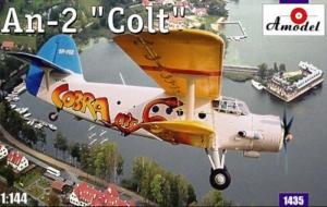 An-2 Colt model Amodel 1435 in 1-144