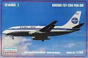 Boeing 737-200 Pan Am in 1-144 Eastern Express 14469-1