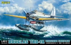 Samolot Douglas TBD-1a Devastator Floatplane GWH L4812