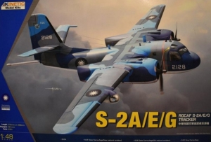 ROCAF S-2A/E/G Tracker model Kinetic K48074