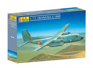 Transall C160 model Heller 80353 in 1-72