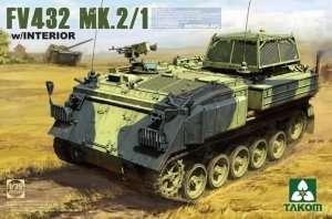 Takom 2066 FV432 Mk.2/1 w/Interior