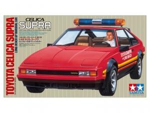 Tamiya 24033 Samochód Toyota Celica Supra Long Beach GP Marshal