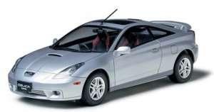 Toyota Celica model in scale 1-24