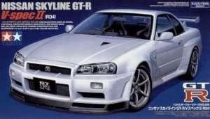 Tamiya 24258 Nissan Skyline GT-R V-Spec II