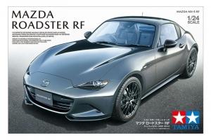 Mazda Roadster RF model Tamiya 24353 in 1-24