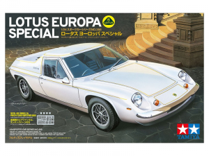 Lotus Europa Special model Tamiya 24358 in 1-24