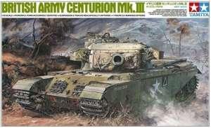 British Army Centurion Mk.III in scale 1-35