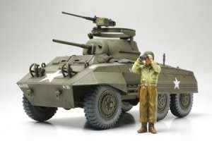 Tamiya 32551 U.S. M8 Light Armored Car