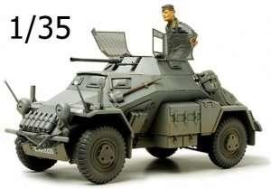 Sd.Kfz.222 Leichter Panzerspahwagen 4x4 in scale 1-35