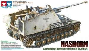 Tamiya 35335 German Self-Propelled Heavy Anti-Tank Gun Nashorn