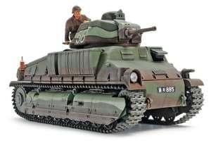 Tamiya 35344 French Medium Tank Somua