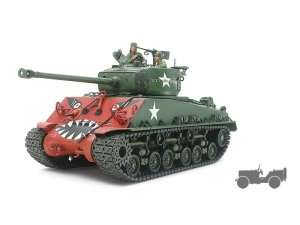 US Medium Tank M4A3E8 Sherman Easy Eight Korean War in scale 1-35