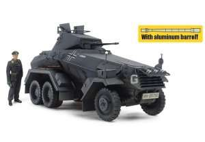 German 6-Wheeled Heavy Armored Car Sd.Kfz.231 in scale 1-35