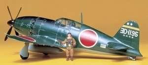 Mitsubishi J2M3 (Interceptor) Raiden (Jack) in scale 1-48 Tamiya 61018