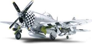 Tamiya 61090 Republic P-47D Thunderbolt Bubbletop