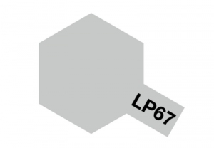 LP-67 Smoke - Lacquer Paint - 10ml Tamiya 82167