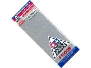 Tamiya 87057 Papier ścierny P1000 3 arkusze