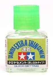 Extra thin cement Tamiya 87182