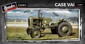 US Army Tractor Case VAI Thunder Model 35001 in 1-35