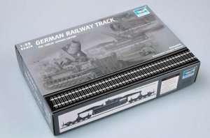 German Railway Track in scale 1-35 Trumpeter 00213