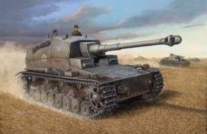 German Pz.Sfl.IVa Dicker Max in scale 1-35