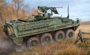 United States Army M1131 Stryker FSV in scale 1-35