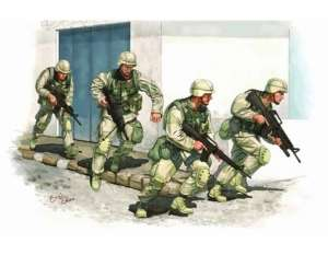 US Army in Iraq 2005 Figures set in scale 1-35