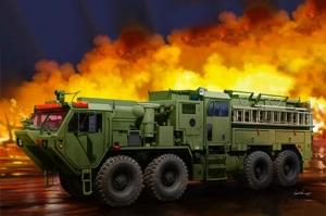 HEMTT M1142 Tactical Fire Fighting Truck model Trumpeter 01067