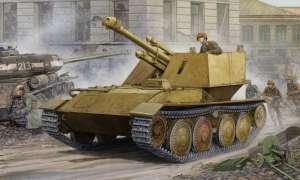 Krupp / Ardelt Waffentrager 105mm leFH-18 in scale 1-35