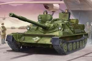 Russian ASU-85 Mod.1956 in scale 1-35 Trumpeter 01588