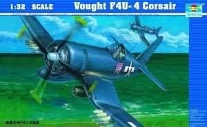 Trumpeter 02222 F4U-4 Corsair
