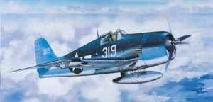 Fighter F6F-3N Hellcat scale 1:32