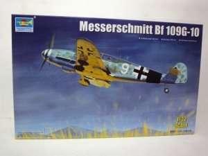 German WWII fighter Messerschmitt Bf109G-10 1:32