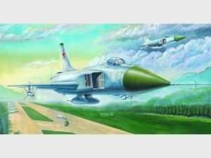 Soviet fighter Sukhoi SU15 Flagon-A in scale 1:48