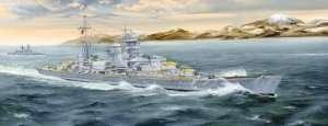 Trumpeter 05346 German Heavy Cruiser Blucher