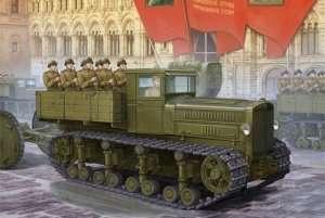 Soviet Komintern Artillery Tractor in scale 1-35 Trumpeter 05540