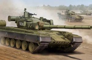 Trumpeter 05565 Czołg T-80B MBT model 1-35