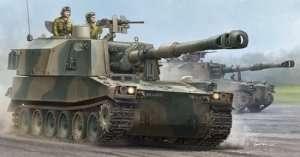 JGSDF Type 75 155mm Self-Propelled Howitzer in scale 1-35