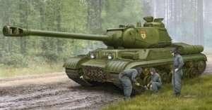 Soviet IS-2M Heavy Tank Early in scale 1-35 Trumpeter 05589