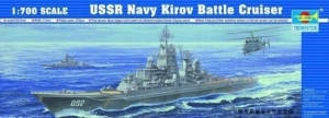 Model Trumpeter 05707 USSR Kirov Battle Cruiser