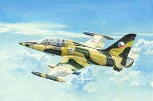 Aero L-39MS/L-59 Super Albatros model Trumpeter in 1-48