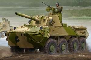 2S23 Nona-SVK 120mm Self-propelled Mortar System in scale 1-35