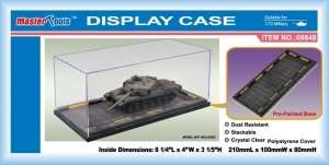 Display Case 210x100x80mm Trumpeter 09848